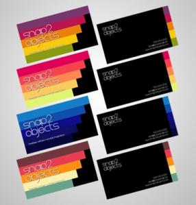 plantilla tarjeta de negocios